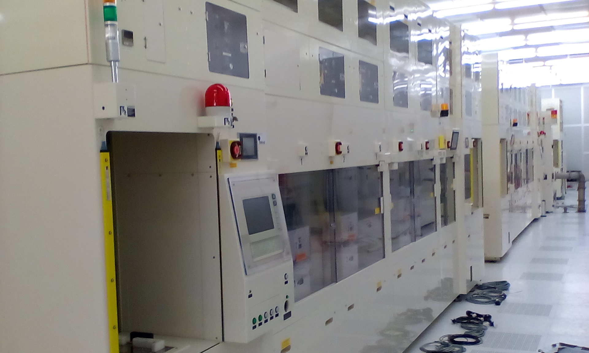 Modernizace výrobních linek v oblasti průmyslové automatizace