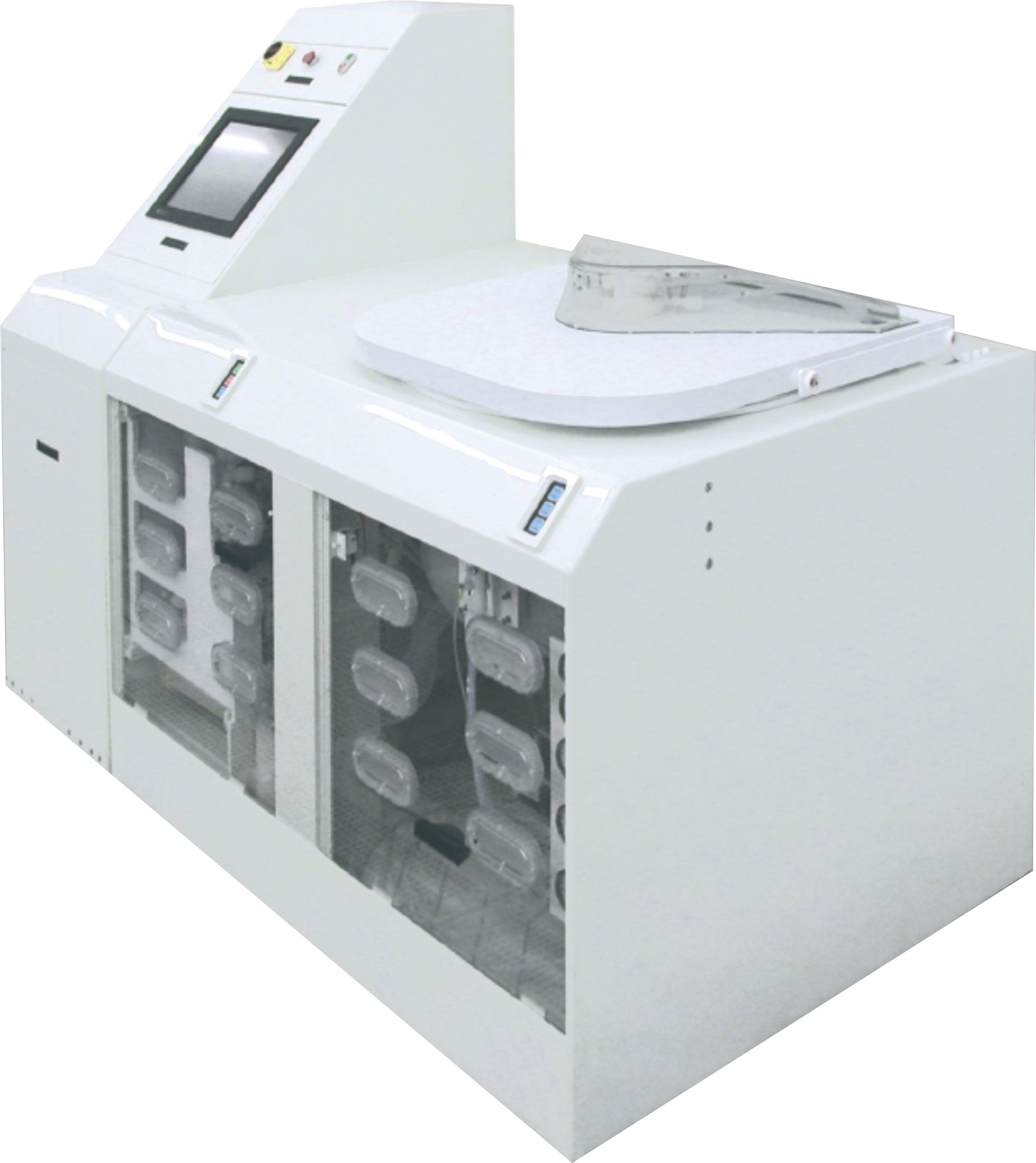 Sprejové mycí leptací zařízení pro polovodičový průmysl